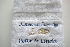 Huwelijksverjaardag cadeau