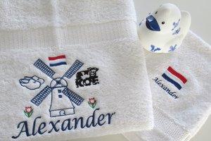 Typisch Nederland en Delftsblauw cadeau