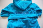 Kinder badjas Donker blauw 1-10 jaar