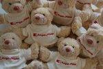 Knuffelberen met Bedrijfslogo