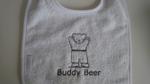 Slabber Buddy Beer met Naam