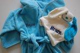 badjas baby met naam