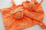 oranje knuffels