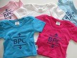 baby shirtjes met logo