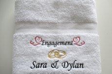 Engagement / Verlovingscadeau