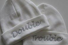 Tweeling babymutsen / Double Trouble
