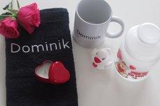 Romantische cadeaumand