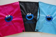 Gymtas / Zwemtas met logo
