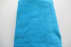 Saunalaken Donkerblauw met Naam ( afmeting 100x200cm )