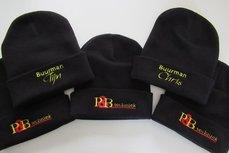 Wintermuts met logo / Beanies met bedrijfslogo