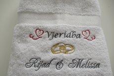 Vjeridba / Bosnisch Verloving cadeau / Verloofd kado