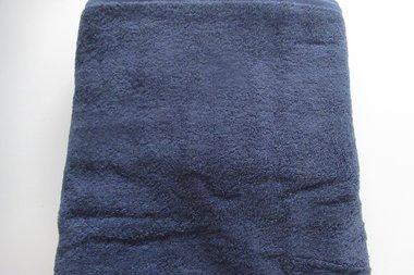 Saunalaken Navy Blue ( afmeting 100x200cm )
