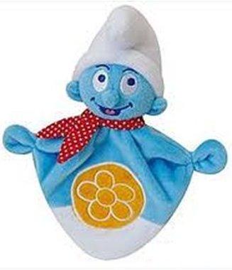 Smurfen knuffelpop S
