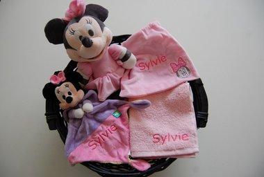 Kraammand Minnie Mouse