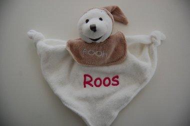 Knuffelpop Pooh met Naam