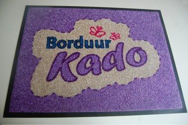 Logomatten / deurmatten met bedrijfslogo