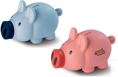 Spaarpot met Bedrijfsnaam / Spaarvarken met Bedrijfslogo