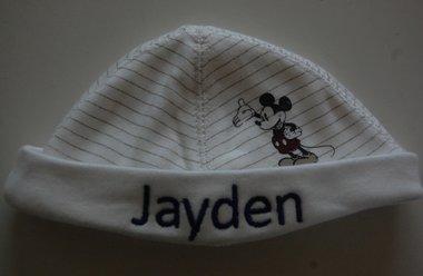 Mickey Mouse muts met Naam