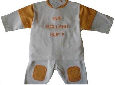 WK baby oranje voetbal kleding