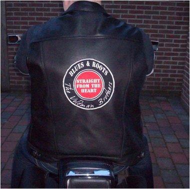 Badge op Motorjack