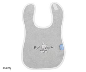 Slabber Pooh Bear Grijs