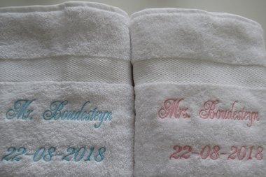 Mr. & Mrs. / Huwelijkscadeau