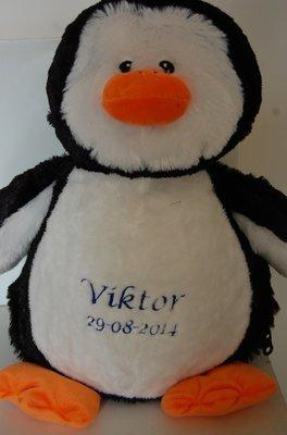 Geboorte Pinguin 40 cm