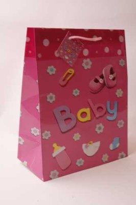 Luxe baby Kadotas Roze Baby