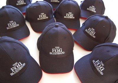 Caps met logo