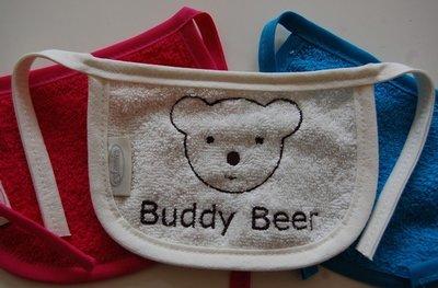 Knuffelslabber Buddy Beer met Naam