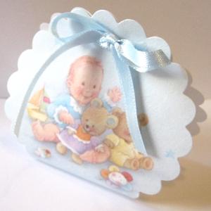 Baby traktatie doosjes