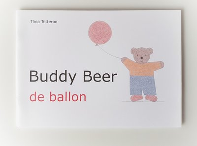 Buddy Beer Prentenboek