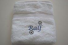 voetbal handdoek