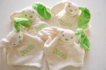 knuffelpoppetjes groen