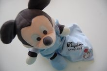 Mickey Mouse knuffel met naam