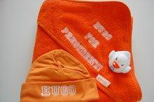 baby oranje cadeau
