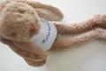 knuffel konijn bruin