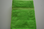 Badlaken Groen met Naam_