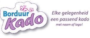 Logo BorduurKado.nl Voor elke gelegenheid een passend kado!